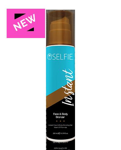 Instant Face & Body Bronzer - Selfie