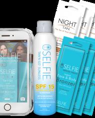 Selfie Glow Spring Essentials Kit 2019