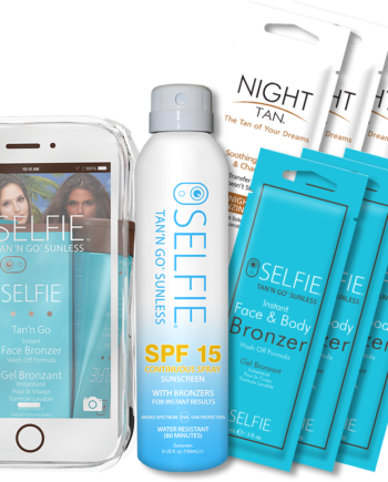 Selfie Glow Spring Essentials Kit 2019